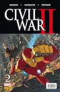 Civil War II (2016-2017) (Grapa. Color) #2