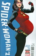 Spider-Woman (Vol. 6 2015-2017 Variant Cover) (Comic Book) #1.4
