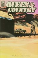 Queen & Country (Comic Book) #9