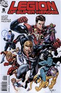 Legion of Super-Heroes Vol. 6 (2010-2011) (Comic-book) #5