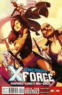 Uncanny X-Force Vol. 2 (Comic Book) #2
