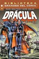 Biblioteca Grandes del Cómic: Drácula (2002-2004) (Rústica 160-192 pp) #4