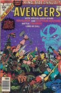 The Avengers Annual Vol. 1 (1963-1996) (Comic Book) #7