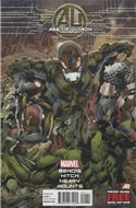 Age of Ultron (Comic Book) #1