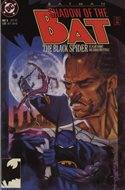 Batman: Shadow of the Bat (Comic book) #5