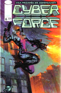 Cyberforce Vol. 1 (1994-1996) (Grapa 28-32 pp) #6