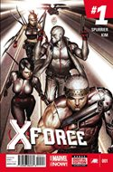 X-Force Vol. 4 (2014-2015) (Comic Book) #1