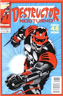 Destructor Nocturno (1994-1995) (Grapa. 17x26. 24 páginas. Color.) #1