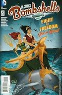 DC Comics: Bombshells (Comic Book) #2