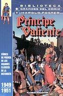 Príncipe Valiente. Biblioteca Grandes del Cómic (Cartoné 96 pp) #8