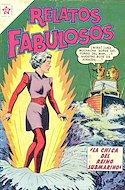 Relatos Fabulosos (Grapa) #9