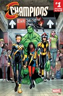 Champions Vol. 2 (Comic Book) #1