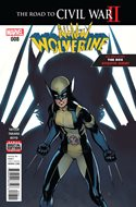 All-New Wolverine (2016-) (Comic book) #8