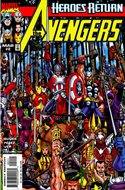 The Avengers Vol. 3 (1998-2004) (Comic-Book) #2