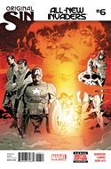 All-New Invaders (2014) (Comic Book) #6