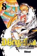 D.Gray-Man (Rústica con sobrecubierta) #8