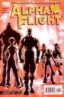 Alpha Flight (Vol. 3 2004-2005) (Comic Book) #1