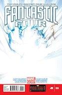Fantastic Four Vol. 4 (Comic Book) #6