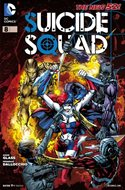 Suicide Squad Vol. 4. New 52 (2011-2014) Digital #8