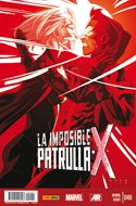 La Imposible Patrulla-X / La Patrulla-X Oro (2012-) (Grapa) #40