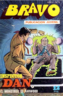 Bravo (El Cachorro e Inspector Dan) (Grapa) #4