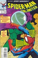 Spider-Man Unlimited Vol 1 (Comic-Book) #4
