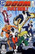 Doom Patrol (1987 2nd Series) (Grapa) #8