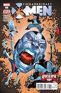 Extraordinary X-Men (Comic Book) #8
