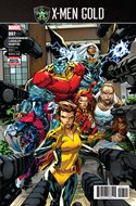 X-Men Gold (Grapa) #7