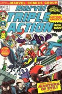Marvel Triple Action Vol 1 (Comic-book.) #9