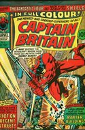 Captain Britain Vol. 1 (1976-1977) (Grapa) #8