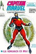 Capitán Marvel Vol. 1 (1969-1974) (Rústica) #7