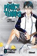 The Prince of Tennis (Rústica con sobrecubierta) #3