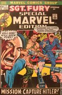 Special Marvel Edition (Comic Book. 1971 - 1974. Renamed and continued as Master of Kung Fu with issue 17) #7