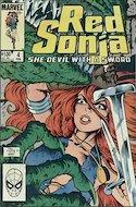 Red Sonja (1983-1986) (Grapa) #4