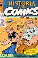 Historia de los Cómics (Grapa 32 pp) #5