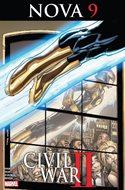 Nova Vol. 6 (Comic-Book) #9