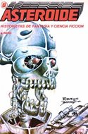 Asteroide, Historietas de Fantasía y Ciencia Ficción (Cartoné) #8