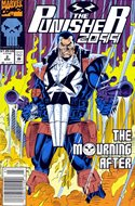 The Punisher 2099 (Comic-book) #2