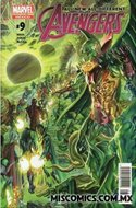 All-New All-Different Avengers (2016-2017) (Grapa) #9