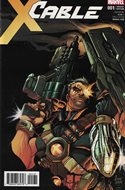 Cable Vol. 3 (2017-2018) (Comic Book) #1.1