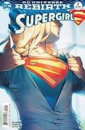 Supergirl Vol. 7 (2016-... Variant Cover) (Comic Book) #2