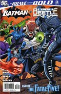 The Brave and the Bold (2007-2010) (Comic Book) #3