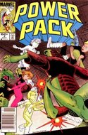 Power Pack (1984-1991; 2017) (Comic Book) #4