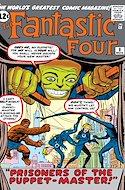 Los 4 Fantásticos (Grapa) #8