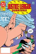 Justice League Quarterly (Softcover 84 pp) #4
