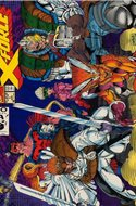X-Force Vol. 1 (1991-2002) (Comic Book) #1