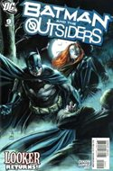 Batman and the Outsiders Vol. 2 / The Outsiders Vol. 4 (2007-2011) (Comic Book) #9