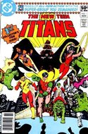 The New Teen Titans / Tales of the Teen Titans Vol. 1 (1980-1988) (Comic book) #1