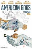 American Gods: Sombras (Grapa 32 pp) #3